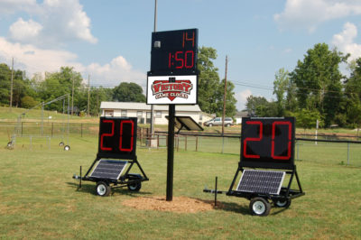 Football Practice Timers
