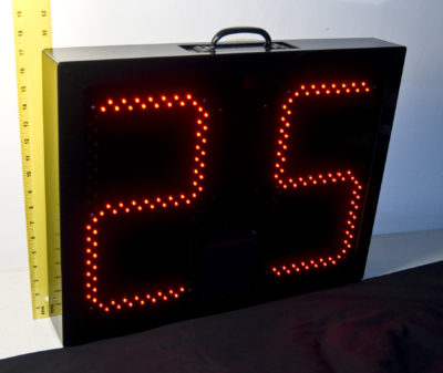 Football Play Clocks